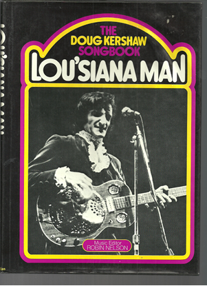 Picture of The Doug Kershaw Songbook, Lou'siana Man