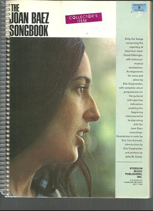 Picture of Joan Baez Songbook