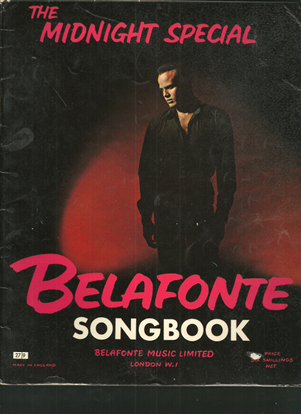 Picture of The Midnight Special, Belafonte Songbook, Harry Belafonte