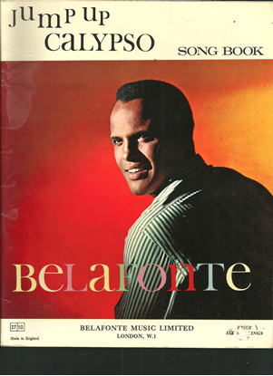 Picture of Jump Up Calypso Song Book, Harry Belafonte