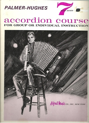 Picture of Palmer-Hughes Accordion Course Book  7