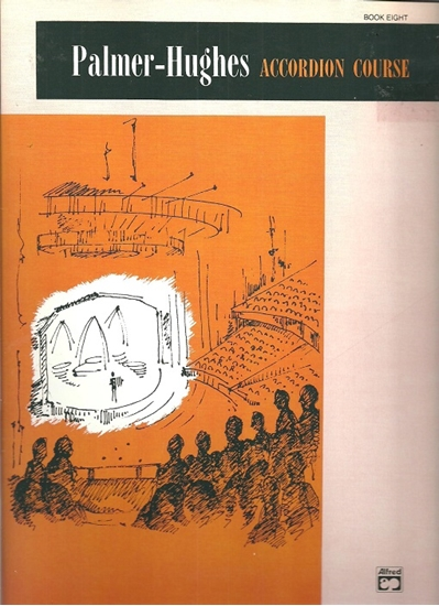 Picture of Palmer-Hughes Accordion Course Book  8