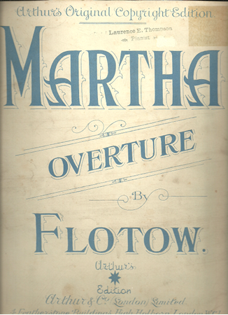 Picture for category Overtures