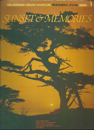 Picture of Hal Leonard Organ Adventure Professional Styling Series 1, Sunset & Memories, arr. Hal Vincent
