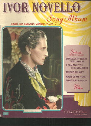 Picture of Ivor Novello Song Album