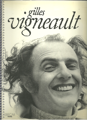 Picture of Gilles Vigneault Songbook
