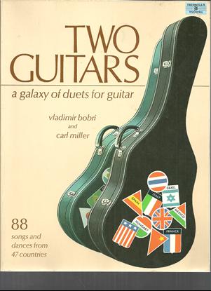 Picture of Two Guitars, Vladimir Bobri & Carl Miller, guitar songbook