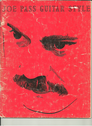 Picture of Joe Pass Guitar Style, songbook