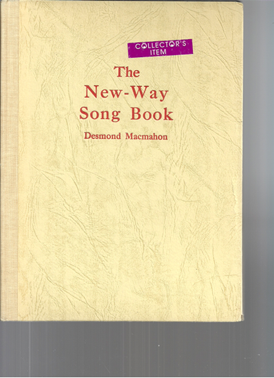 Picture of The New-Way Songbook, compiled Desmond MacMahon