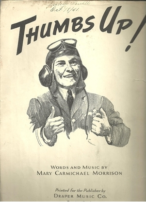 Picture of Thumbs Up, Mary Carmichael Morrison