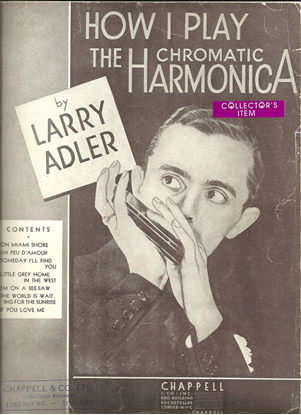 Picture of How I Play the Harmonica, Larry Adler