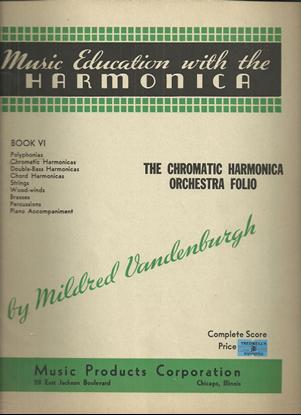 Picture of The Chromatic Harmonica Orchestra Folio, Mildred Vandenburgh
