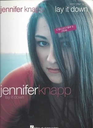 Picture of Jennifer Knapp, Lay It Down, songbook