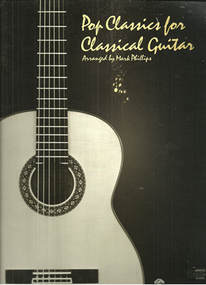 Picture of Pop Classics for Classic Guitar, arr. Mark Phillips