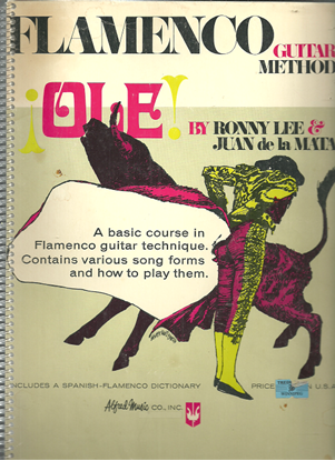 Picture of Flamenco Guitar Method, Ronny Lee & Juan de la Mata