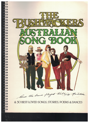 Picture of The Bushwackers Australian Song Book