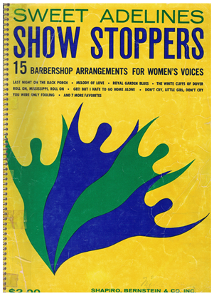 Picture of Sweet Adelines Show Stoppers, songbook