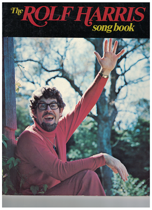 Picture of Rolf Harris Songbook