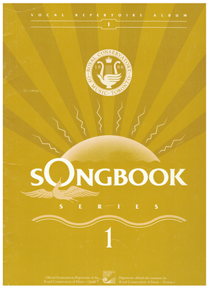 Picture of Songbook 1, 1991 Edition, Royal Conservatory of Music, University of Toronto
