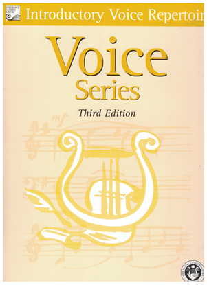 Picture of Voice Repertoire Introductory, 2005 3rd Edition, Royal Conservatory of Music, University of Toronto