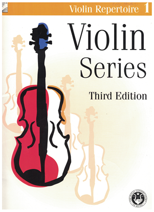 Picture of Violin Grade 1 Exam Book, 2006 3rd Edition, Royal Conservatory of Music, University of Toronto