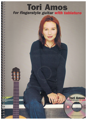 Picture of Tori Amos for Fingerstyle Guitar, TAB guitar songbook