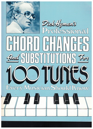 Picture of Dick Hyman's Professional Chord Changes