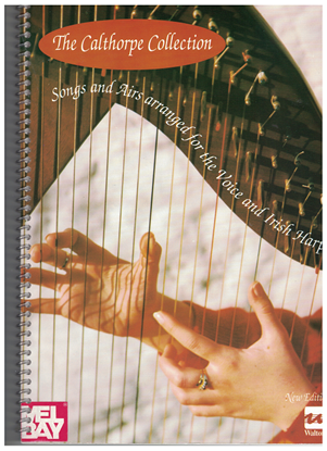 Picture of The Calthorpe Collection (Complete), Songs & Airs for Harp & Voice, songbook