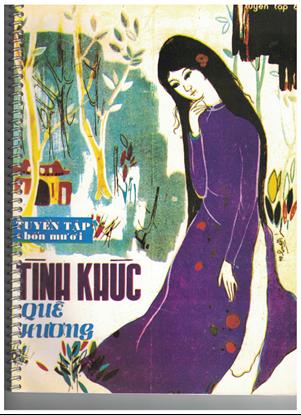 Picture of Vietnamese Folk & Pop Songs, songbook