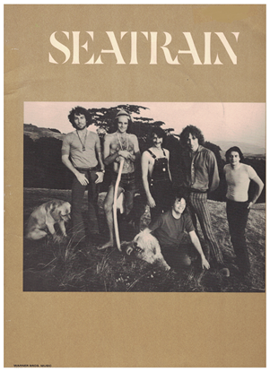 Picture of Seatrain, self-titled songbook