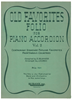 Picture of Old Favorites Folio for Piano Accordion Vol. 2, arr. E. Delamater & J. Elsnic