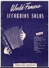Picture of The Woodpecker Song, Bruno & Eldo Lazzaro, arr. Hugo Frey for accordion solo