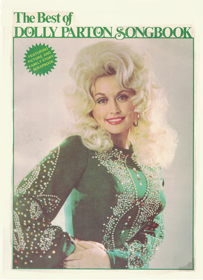 Picture of The Best of Dolly Parton Songbook