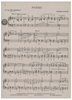 Picture of Poem, Zdenko Fibich, simplified by Ted Mossman, piano solo sheet music, out of print