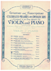 Picture of Serenade, Franz Schubert, arr. Arthur Kay for violin & piano
