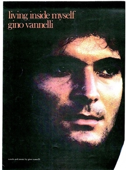 Picture of Living Inside Myself, written & recorded by Gino Vannelli -- Scanned copy