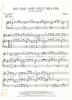 Picture of My One and Only Prayer (Stasera Partiro), Calimero & G. Mescoli, recorded by Keely Smith, sheet music