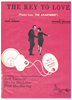 """Picture of The Key to Love, theme from movie """"The Apartment"""", John Moran & Charles Williams"""