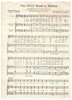 Picture of The Glory Road to Heaven, Virgil P. Brock recorded by Thurlow Spurr & the Spurrlows