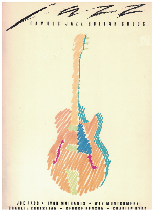 Picture of Famous Jazz Guitar Solos, Joe Pass/ George Benson/ Wes Montgomery/ Charlie Christian/ Charlie Byrd, ed. Ivor Mairants, songbook