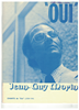 Picture of Oui, Jean-Guy Morin, songbook