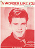 Picture of A Wonder Like You, Jerry Fuller, recorded by Rick Nelson