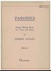 Picture of Parodies Book 2, Herbert Hughes, songbook