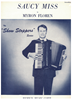 Picture of Saucy Miss, written & recorded by Myron Floren, accordion solo
