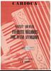 Picture of Carioca, Vincent Youmans, arr. J. H. Sedlon for accordion solo