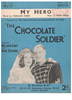 """Picture of My Hero, from """"The Chocolate Soldier"""", Stanislaus Stange & Oscar Straus, medium-high voice solo"""