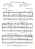 Picture of To You Sweetheart Aloha, Harry Owens, arr. Dave Coleman for organ/vocal solo