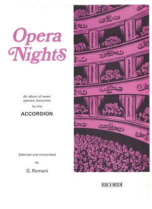 Picture of Opera Nights, arr. G. Romani, free bass accordion songbook
