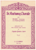 """Picture of St. Anthony Chorale, from Brahms' """"Variations on a Theme by Haydn"""", arr. Virginia Speiden Carper for two pianos eight hands"""